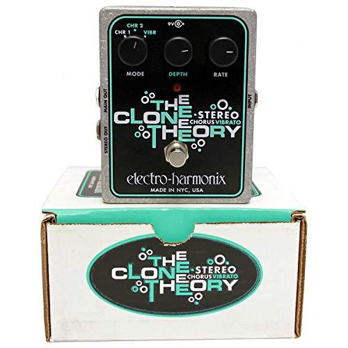 Electro-Harmonix Stereo Clone Theory Chorus Pedal