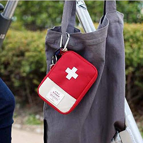 iLUGU Medical Bag Emergency Survival Drug Storage Kit Treatment Outdoor Home Rescue by iLUGU (Image #3)