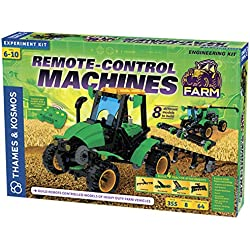 Thames & Kosmos Remote Control Machines: Farm Science Experiment Kit