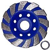 4 inch 4″ Diamond segment grinding CUP wheel disc grinder concrete Granite Stone