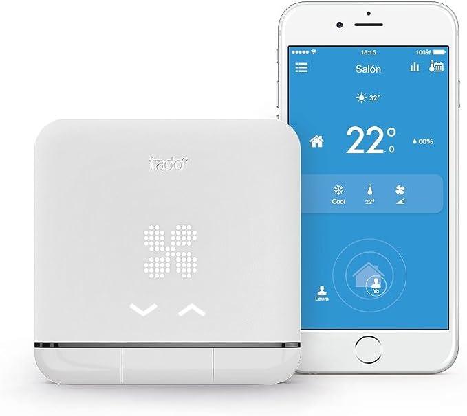 tado° Climatización Inteligente V1 control inteligente del aire ...