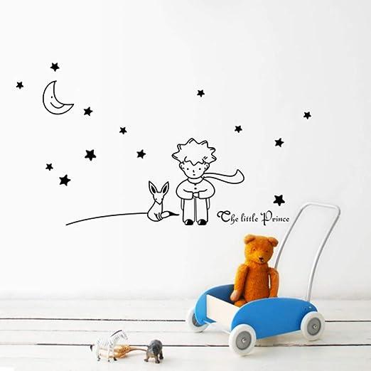 Libro Popular Cuento De Hadas El Principito Con Fox Moon ...