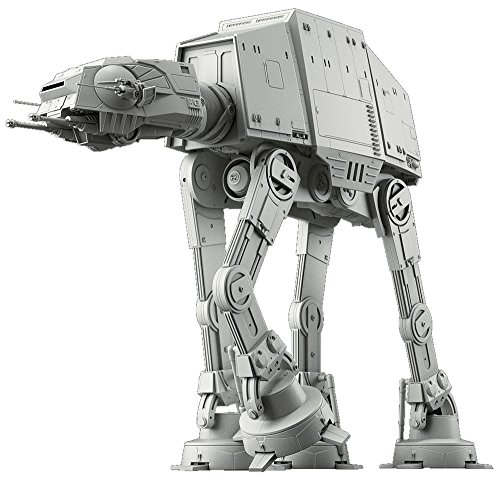 Bandai Hobby Star Wars 1/144 at-at Walker Building Kit (Hobby Wars Star Kit)