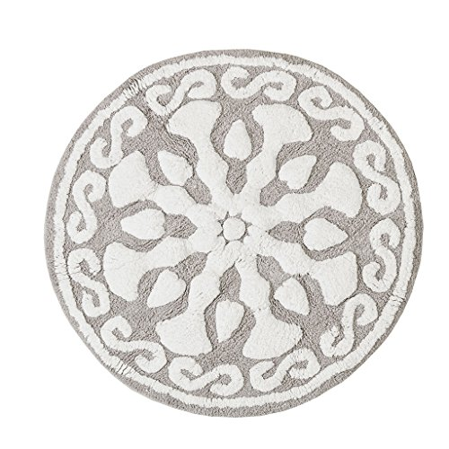 - Madison Park Casablanca Rug, Grey