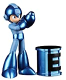 Mega Man Statue and E-Tank