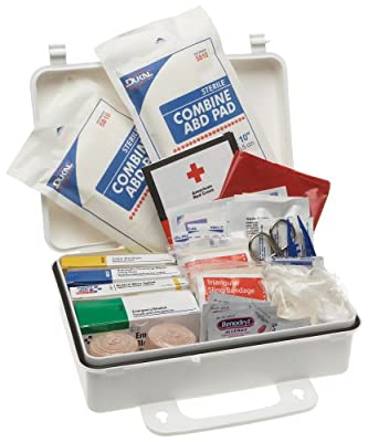 First Aid Only 16 Unit Logger First Aid Kit, 72-Piece Kit from First Aid Only