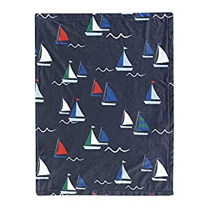 513IefqrQxL._SS300_ Nautical Crib Bedding & Beach Crib Bedding Sets