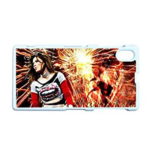 Printing Shania Twain Abstract Back Phone Case For Girl For Sony Xperia Z1 Choose Design 2
