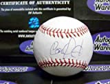 Carlos Gonzalez autographed Baseball (Colorado Rockies All Star Cargo) AW Certificate of Authenticity with free display cube