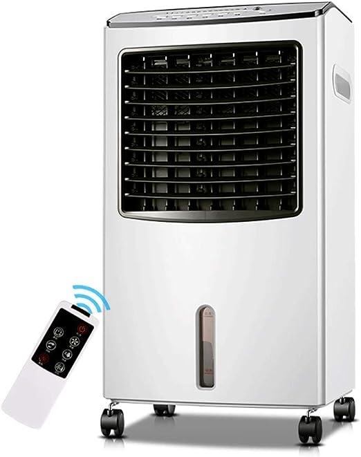 HAOJUN Ventilador Aire Acondicionado frío y Caliente Aire ...