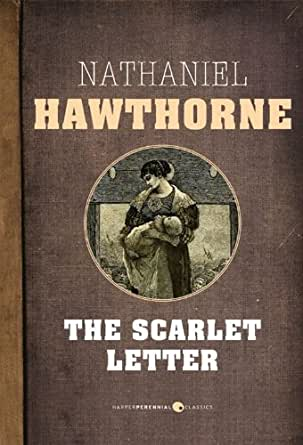 the use of literary techniques in the scarlet letter by nathaniel hawthorne Chapter-indexed hypertext, e-text for the scarlet letter by nathaniel hawthorne.
