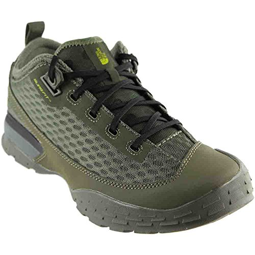 The North Face One Trail DP Lichen Green/Citronelle Grn Mens Running Size ()