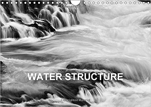 Buy Water Structure 2017: Black and White Photographs of Water