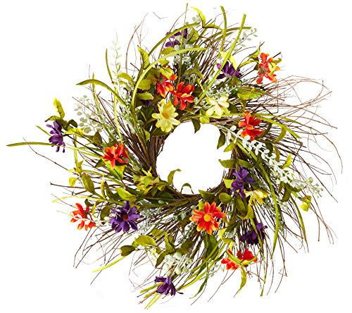 Worth Imports Wild Twig Wreath, 28""