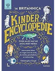 De Britannica kinderencyclopedie over alles wat we (nog niet) weten: interessante feiten en vragen over de aarde, de ruimte, geschiedenis en wetenschap