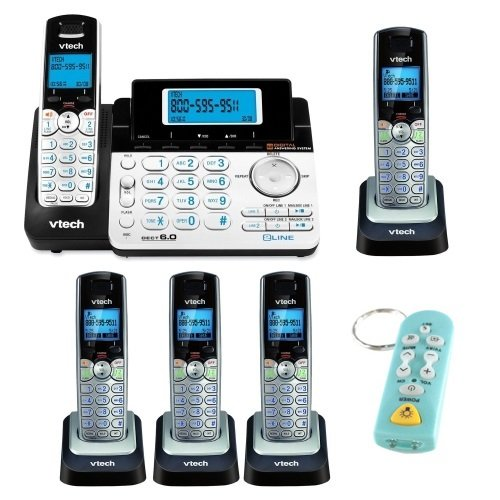 Digital 2 Line Cordless Accessory - 6