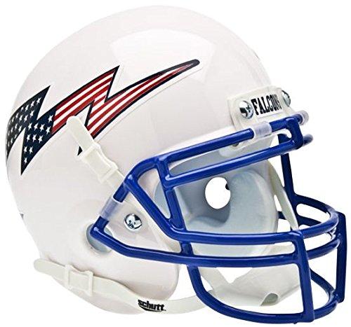 NCAA Air Force Falcons Collectible Alt 2 Mini Helmet