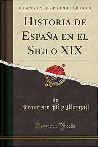 Historia De España Siglo Xix Amazon