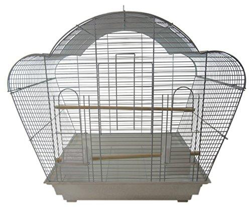 YML 1954WHT Bird Cage