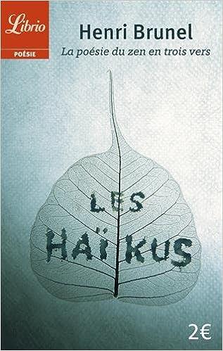 Livre gratuits Les haïkus pdf ebook