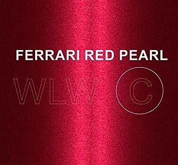 Xtremeauto Aerosol Spray Can Ferrari Red Pearl Heat Resistant Paint 400ml Amazon Co Uk Car Motorbike