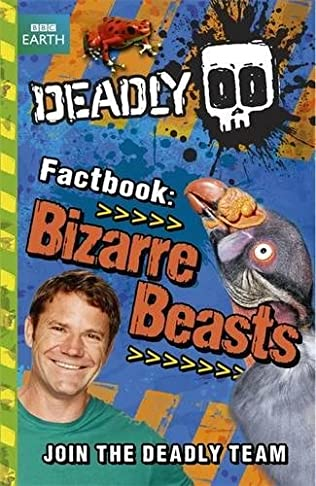 book cover of Bizarre Beasts