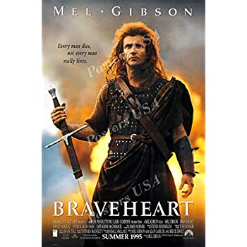 Posters USA - Braveheart Movie Poster GLOSSY FINISH) - MOV048 (24