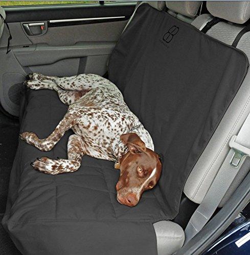 Emanuele Bianchi Design Petego Dog Car Seat Protector, Re...