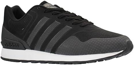 adidas 10K Casual W - Zapatillas Deportivas para Mujer, Negro - (Negbas/Negbas/Plamat) 42 2/3: Amazon.es: Deportes y aire libre