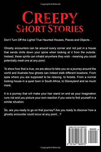 Creepy short stories dont turn off the lights true haunted houses creepy short stories dont turn off the lights true haunted houses places and objects scary ghost stories volume 2 joseph exton 9781547082872 solutioingenieria Image collections
