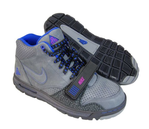 NIKE Air Max Chisulo Mens Dk Grey Boot Trainer SZ 11.5