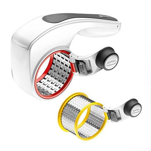 ZYLISS Rotary Cheese Grater by Zyliss