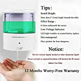 ALLOMN Automatic Touchless Soap Dispenser