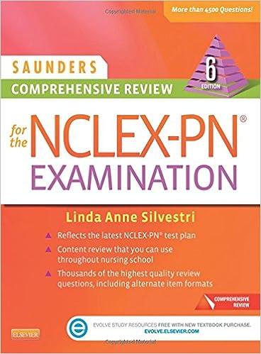 Mosbys Comprehensive Review of Practical Nursing for the NCLEXPNreg Exam 17e Mosbys Comprehensive Review of Practical Nursing for NclexPn