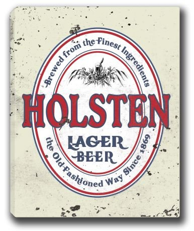 holsten-lager-beer-stretched-canvas-sign-16-x-20