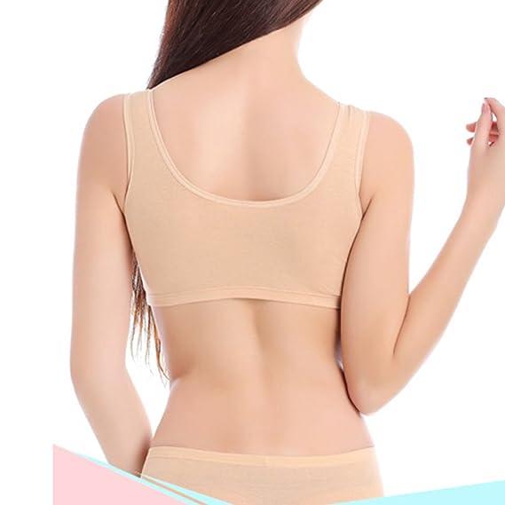 d7938a831 Mengonee Ropa interior deportiva Embarazadas ropa interior sujetador deporte  de las mujeres de la ropa interior