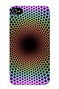 3c273c56017 Tough iphone 5c Case Cover/ Case For iphone 5c (trippy ) / New Year's Day's Gift by kobestar
