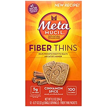 Amazon Com Fiber Thins 12 Count Pack Of 2 Health