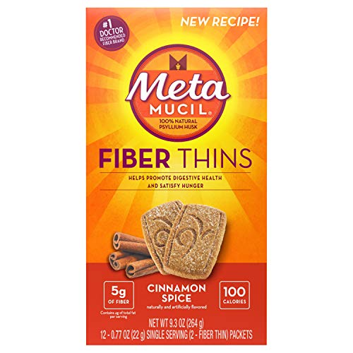 - Fiber Thins 12 Count (Pack of 2)