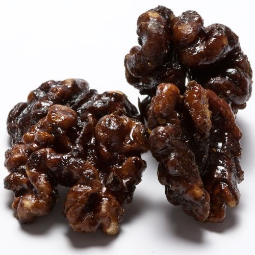 Walnuts, Roasted and Caramelized with Honey - 1 bag - 8 oz