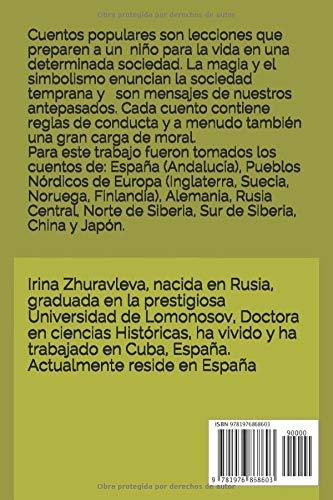 Cuentos populares: un arma oculta de la cultura: Amazon.es: Zhuravleva, Irina: Libros