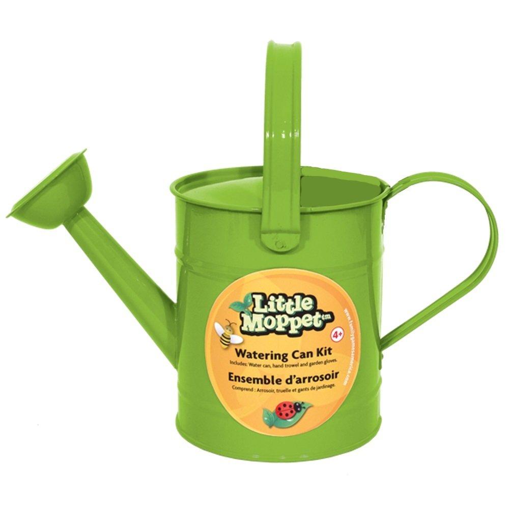 Family Games Little Moppet Kids Gardening Kit (6 Count), Green/Red