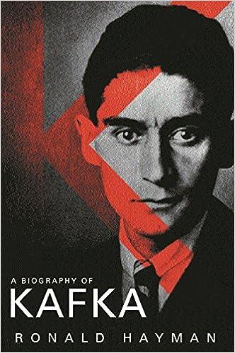 franz kafka biography summary of thomas