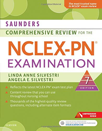 Saunders Comprehensive Review for the NCLEX-PN (Saunders Comprehensive Review for Nclex-Pn) by Saunders