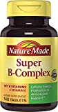 Nature Made Super B Complex + Vitamin C Tablets, 140 Count For Sale