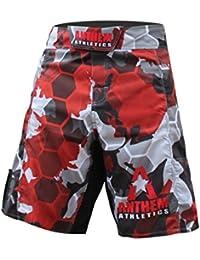 Resilience MMA Shorts - 20+ Styles - Fight Shorts, BJJ, Muay Thai, WOD, Cross-Training, OCR
