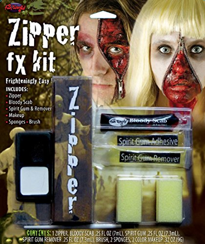 Zipper Makeup Kit Standard Toy