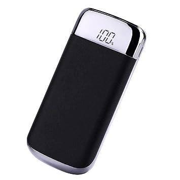 melysEU 20000 mAh Ultrafino Externo Cargador de móviles ...