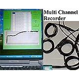 Multi 4 Channel Temperature Chart Recorder Data Logger Monitoring Sensor Monitor