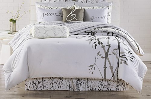- Kathy Davis Solitude Twin Comforter Set, Multicolor